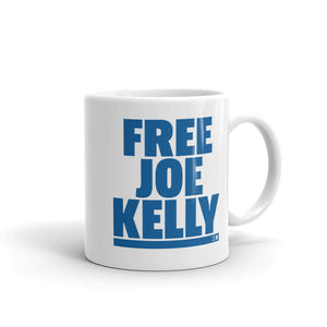 Free Joe Kelly Mug