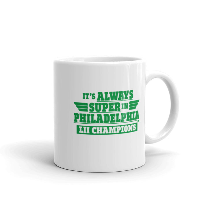 Always Super Champs Mug