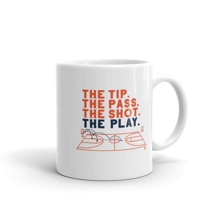 The Tip. The Pass. The Shot. The Play. The Mug.