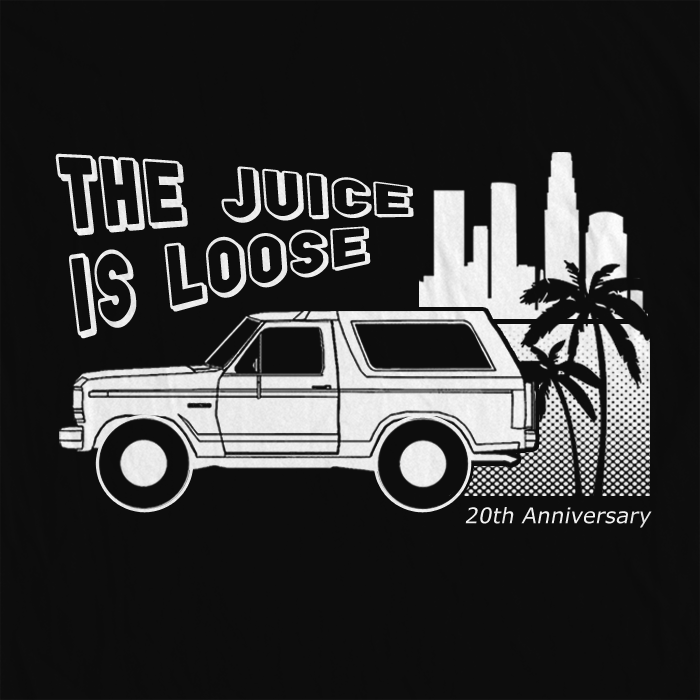 The Juice Is Loose - 20th Anniversary