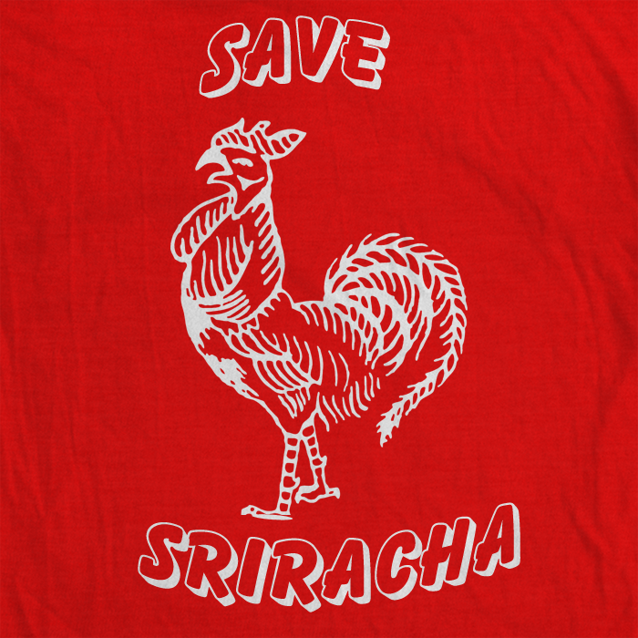 Save Sriracha - BreakingT