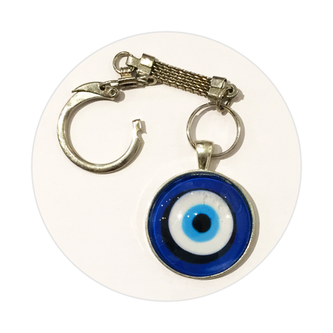 Key Ring - Evil Eye