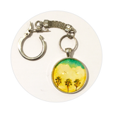Key Ring - Palms