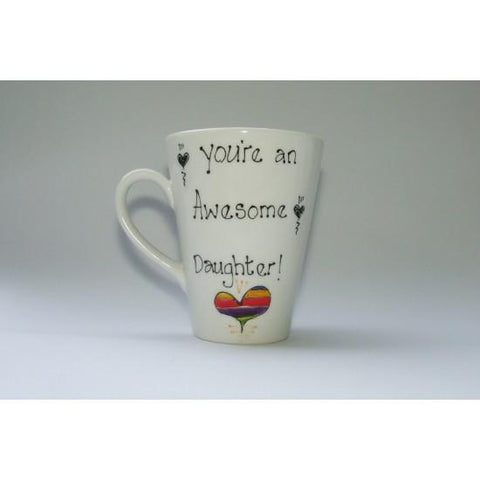 You're an Awesome Daughter Mug