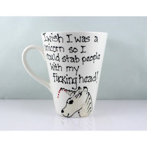 Wish I Was A Unicorn... Mug