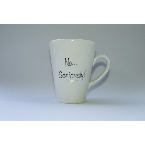 Funny Bone - If You Don't Like Where You Are, Then Change It Mug