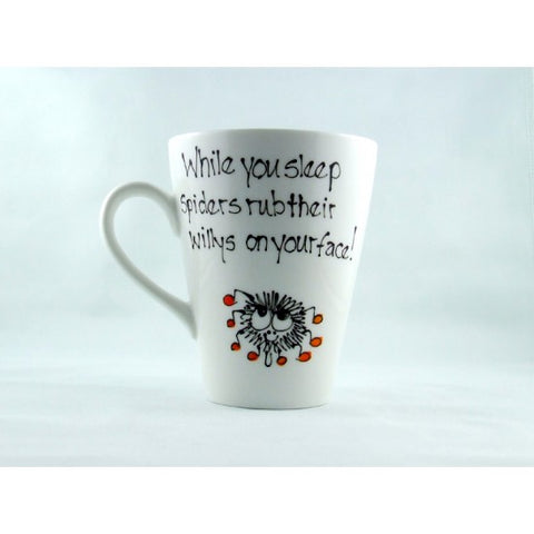 Funny Bone - Spider Willy Mug