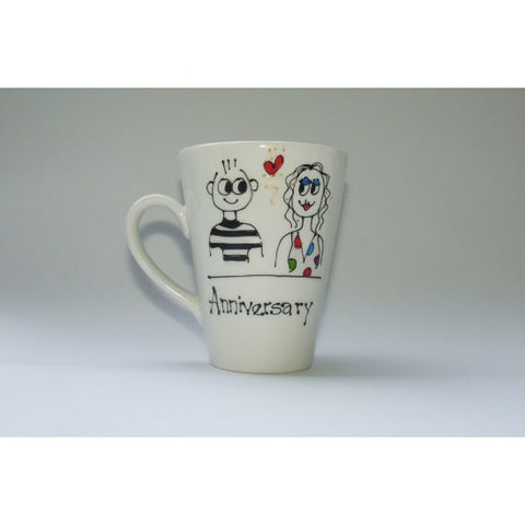 Anniversary Couple Mug