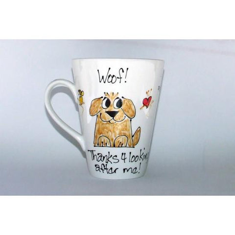 Thanks Me Labrador Mug