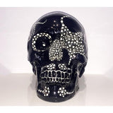 Major Tom Resin Skull