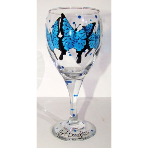 Ulysses Butterfly Wine Glass