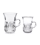 Vague Glass Mug Flow Belly available in 2 sizes