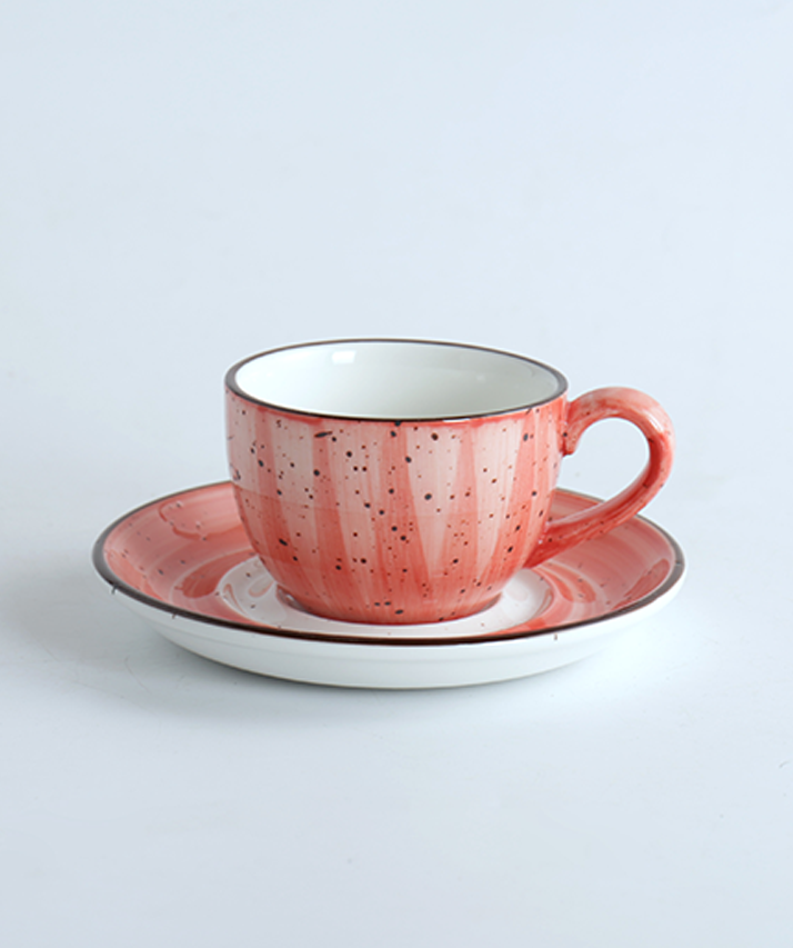 tea cup with saucer