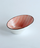 OVAL PORCELAIN BOWL