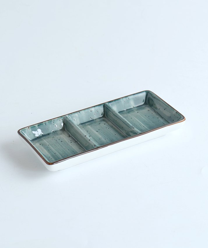 compartment dish