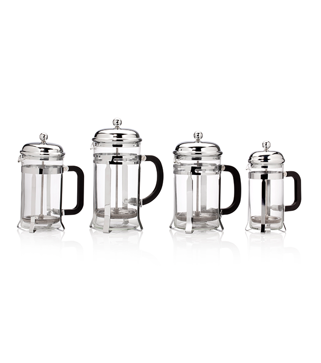 Press Filter Coffee Maker, available in different sizes