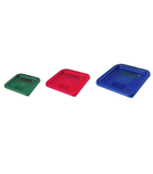 Lid Food storage Container - Red - Suitable for Size 6L-8L