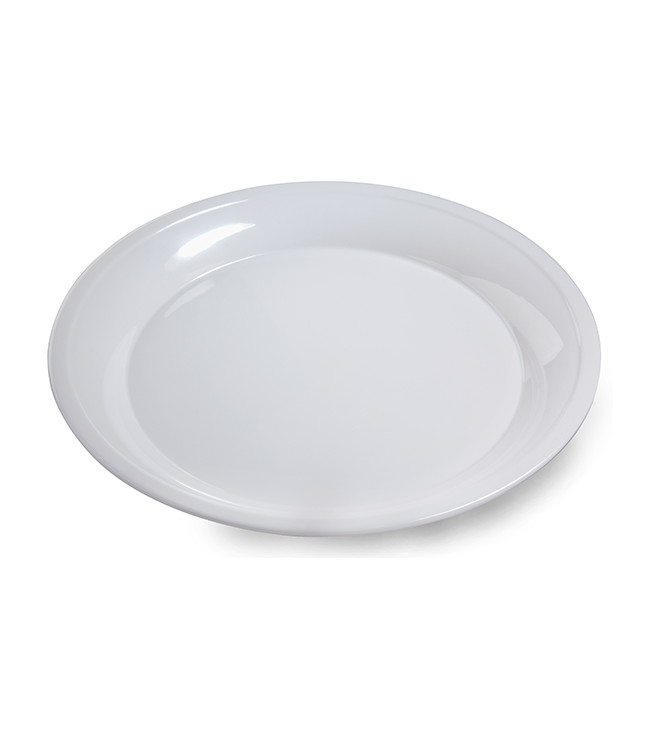 Melamine Plain Round Tray, available in different sizes