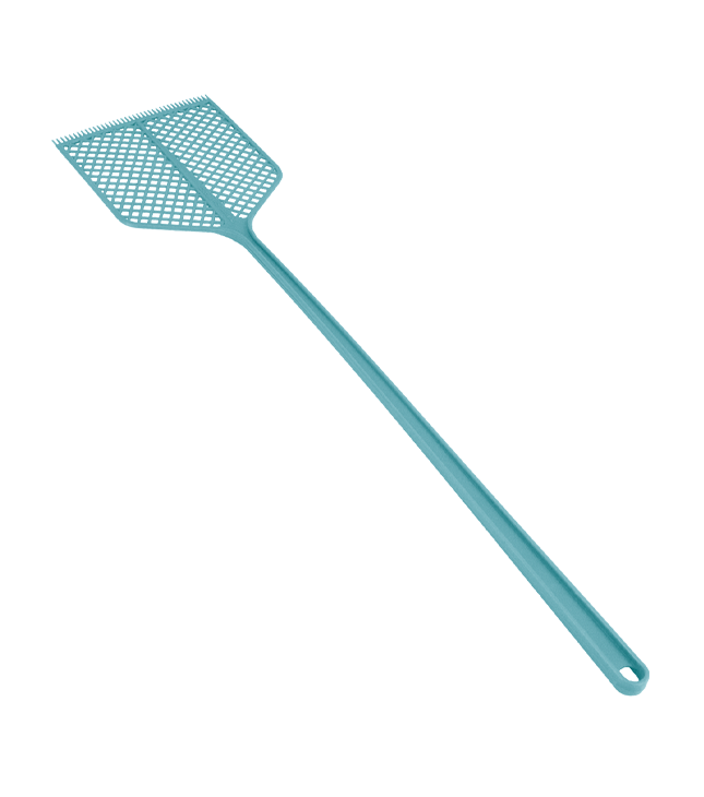 METALTEX Fly swatter, available in 3 different colors