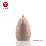 Rose Vacuum Flask 0.65 L ,Pink color for coffee (1717)