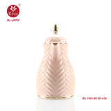 Rose Vacuum Flask 0.65L, Pink color for coffee (1919)