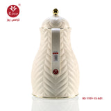 Rose Vacuum Flask 1.5L, White color for tea (1919)
