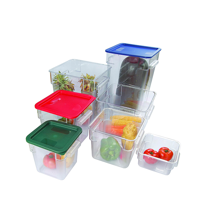clear food container