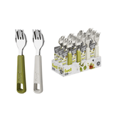 Trudeau fuel 2 Snap cutlery set, available in 2 colors