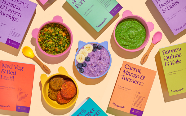 We're Changing The Face Of Baby Food