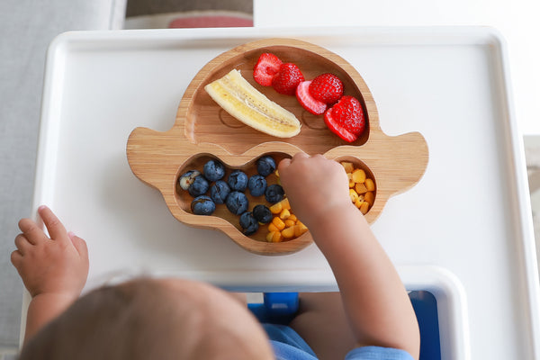 How to Cut Foods Safely for Baby-Led Weaning