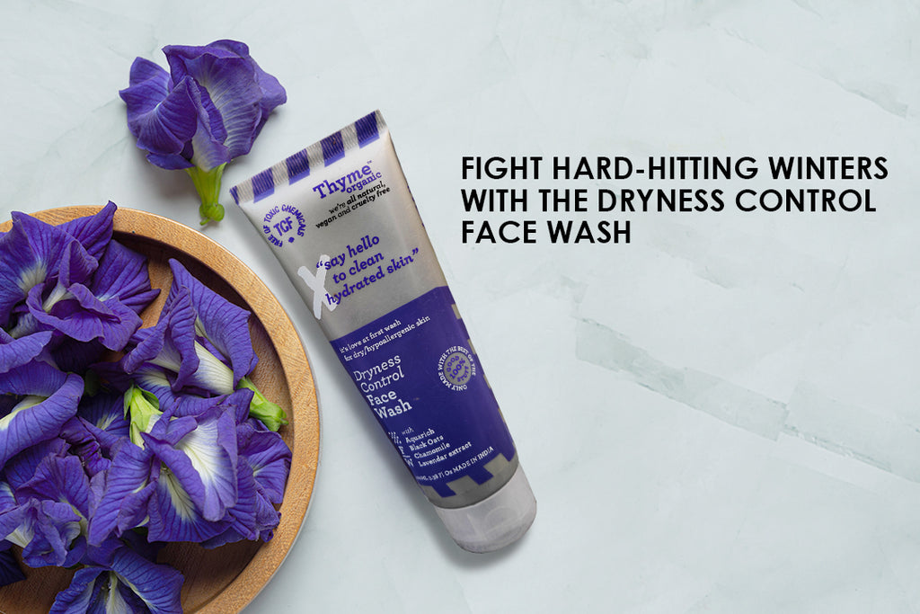 Dryness Control Face Wash