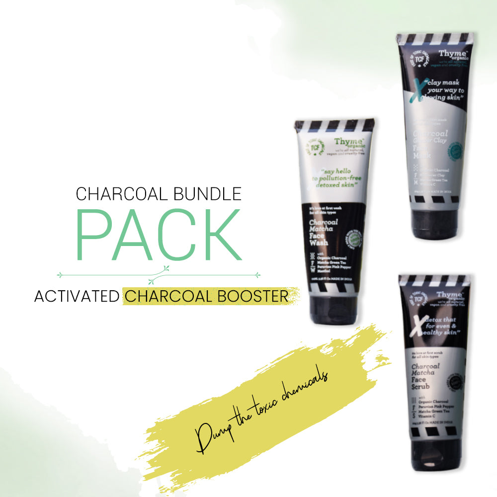 Charcoal Bundle Pack