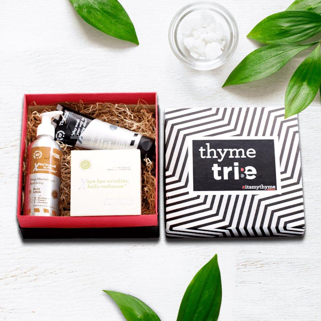 Essentials Trio Kit - Thyme Organic