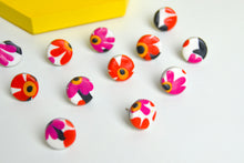 Load image into Gallery viewer, Marimekko Tiny Studs