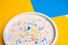 Load image into Gallery viewer, Terrazzo Sprinkles Trinket Dish, Circle