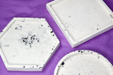 Load image into Gallery viewer, Granite Trinket Dish, Square - Sophie Filomena