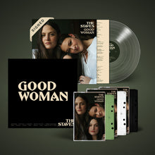 Load image into Gallery viewer, Good Woman Transparent LP (Signed) & Cassette & Poster Bundle