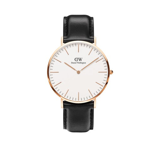 Daniel Wellington Classic Sheffield Rose Gold White Watch