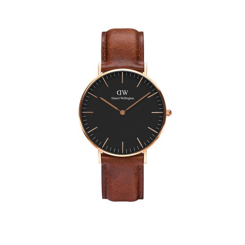 Daniel Wellington Clasic St Mawes Rose Gold Watch