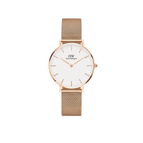 Daniel Wellington Petite Melrose White 32mm Watch