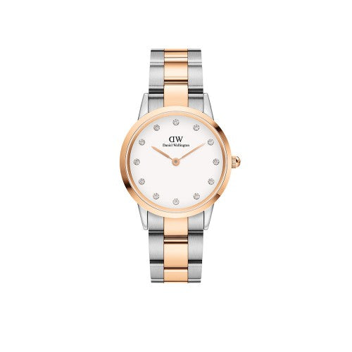 Daniel Wellington Iconic Link Lumine 32mm White Watch