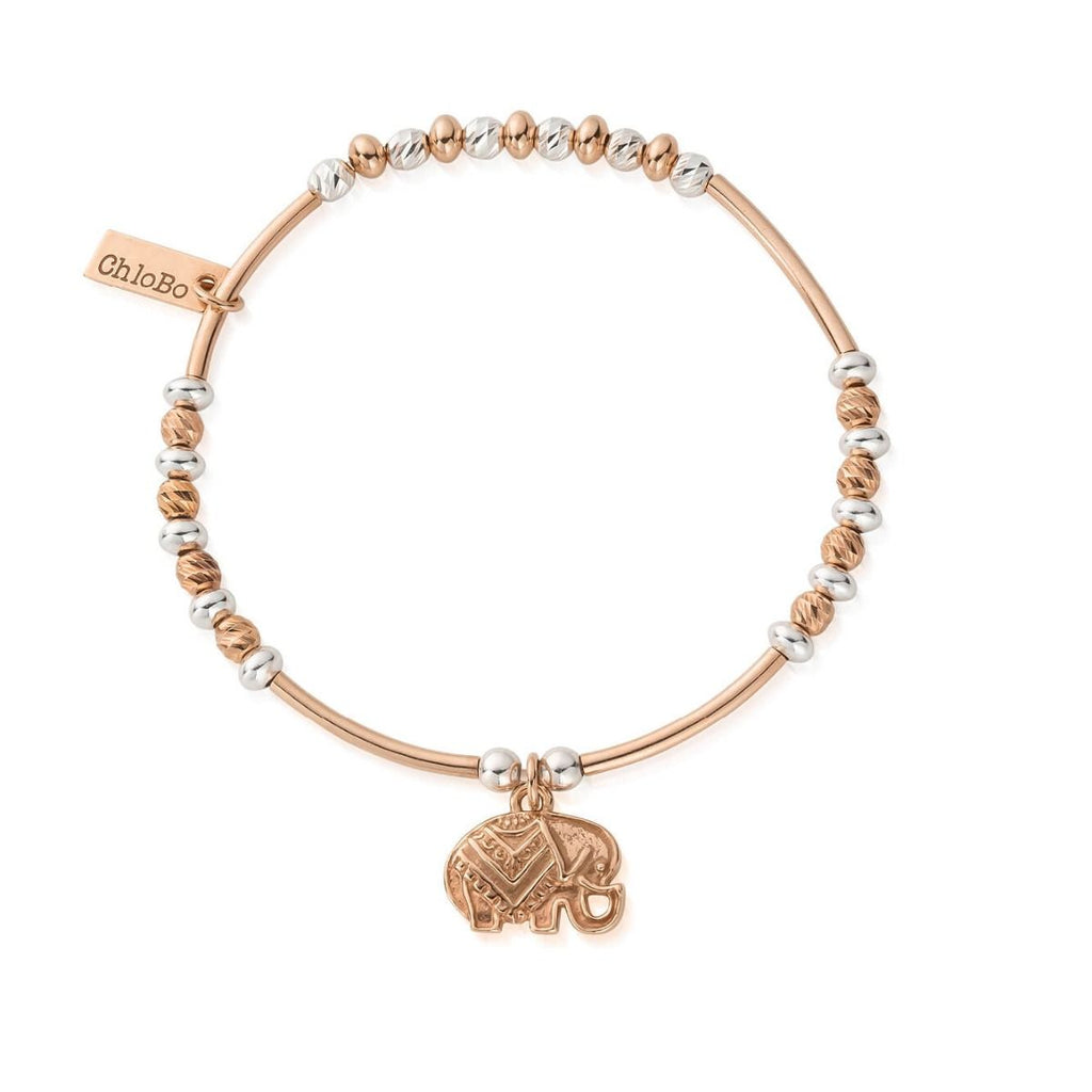 Decorated Elephant Bracelet