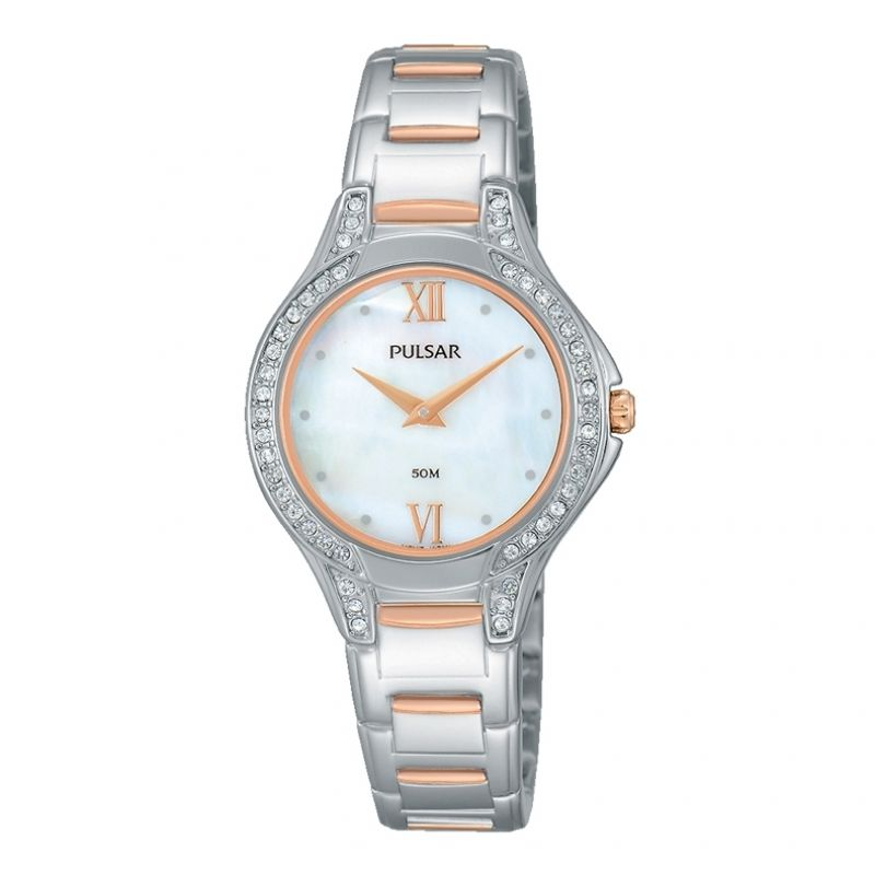 Ladies Pulsar Watch on Bracelet