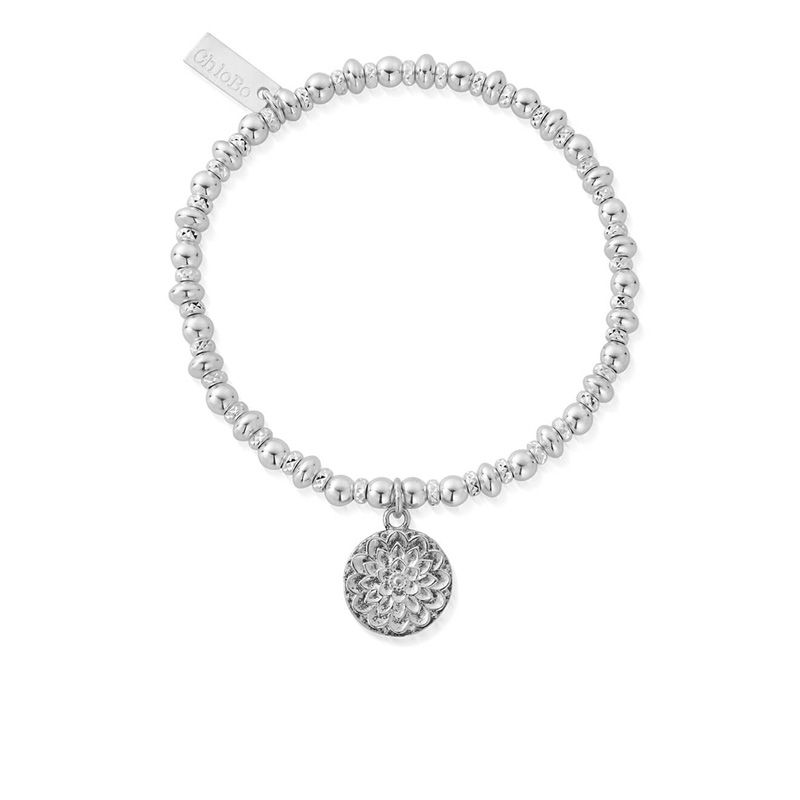 ChloBo Didi Sparkle Moonflower Bracelet