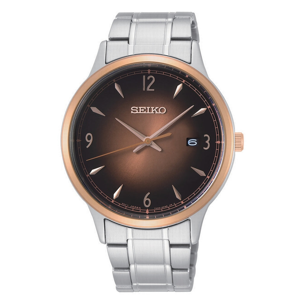 Seiko Mens Analogue Quartz Watch