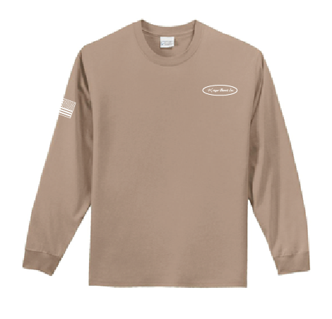 Krieger Barrels Long Sleeve T-Shirt