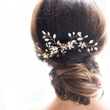 Avery Trio of Bridal Hairpins