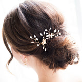 Asha Bridal Hairpins