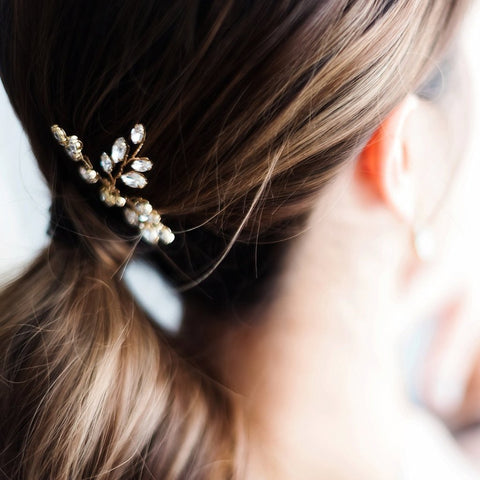 Aria Bridal Hairpin