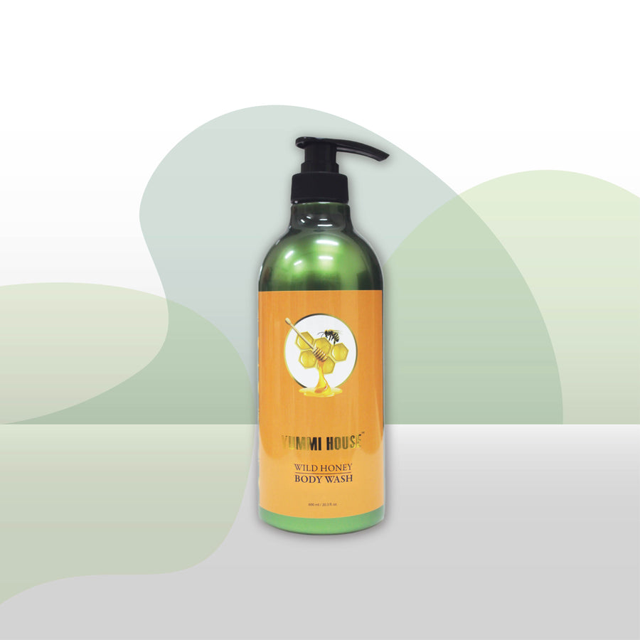 Wild Honey Body Wash 600ml